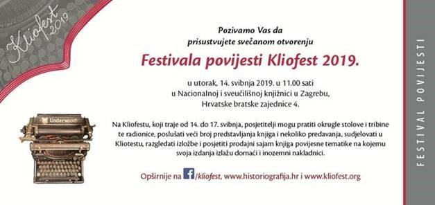 Kliofest 2019