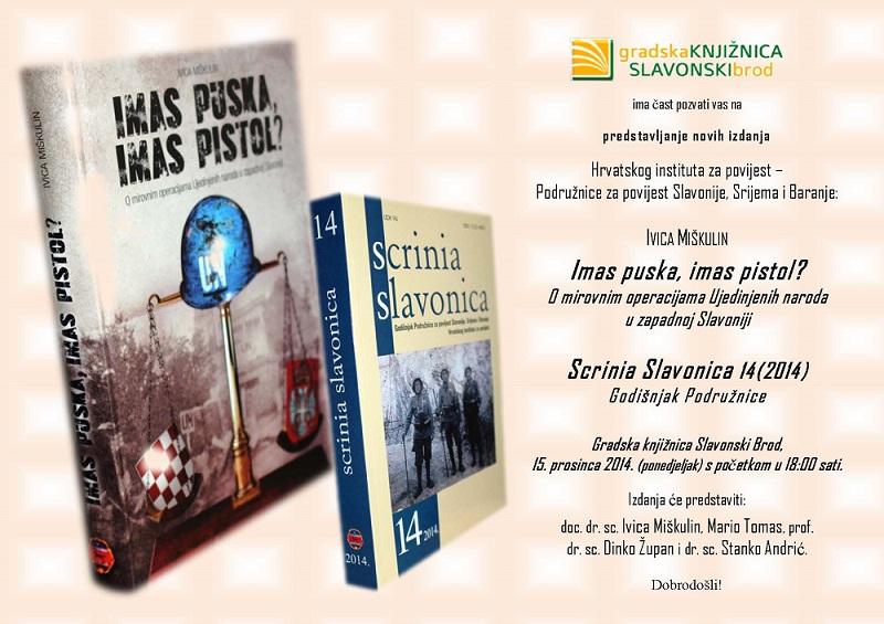 Pozivnica_imas.puska - Scrinia Slavonica 14