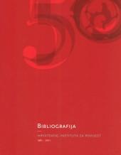 Pola stoljeća prošlosti: Hrvatski institut za povijest