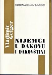 Vladimir Geiger: Nijemci u Đakovu i Đakovštini