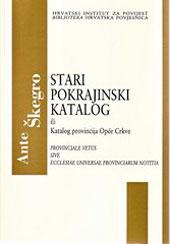 Stari pokrajinski katalog
