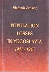 Vladimir Žerjavić: Population losses in Yugoslavia