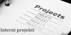 Interni projekti
