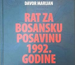 Rat za Bosansku Posavinu 1992. godine