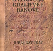 Spomen na kraljeve i banove Kraljevstva Dalmacije, Hrvatske i Slavonije – 2. izdanje