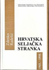 Hrvatska seljačka stranka, 1941. – 1950.