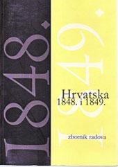 Zbornik radova Hrvatska 1848. – 1849.
