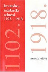 Zbornik Hrvatsko-mađarski odnosi