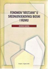 "Zbornik radova Fenomen ""Krstjani"""